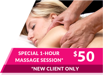 Special 1 Hour Massage